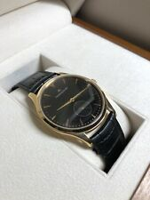 Jaeger LeCoultre Master GRANDE Ultra Sottile 40mm Rose Oro Automatico Swiss Watch