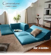 Cornerstone low sofa with washable cover  3-piece set kotatsu sofa IMONIA Japan