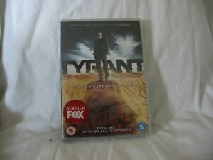 Tyrant the complete first season DVD