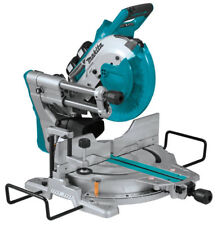 Makita XSL06PT Brushless 10'' Sliding Compound Miter Saw Laser Kit (5.0Ah) New