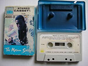MC*MUSIKKASSETTE *MOVES OF MARVIN GAYE*TAMIA CASSETTE TAPE * 1960/70s SOUL