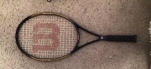 WILSON Graphite Comp Oversized SPS Superlight Power Series Tennis Racquet