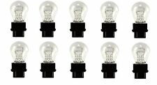 10x 3157 Bright Light Bulbs Tail Brake Backup Reverse S8 Signal Lamp Turn Signal