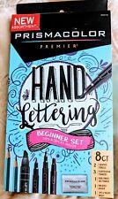 Prismacolor Premier Beginner Hand Lettering Set Illustration Markers Graphite