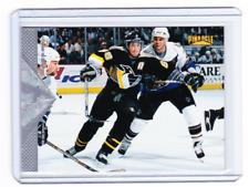 96-97 1996-97 Pinnacle Premium Stock #102 Jaromir Jagr Pittsburg Penguins