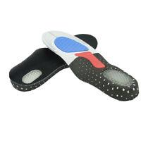 Einlegesohlen orthopädische Gelschuheinlagen Fußbett Einlagen Schuh Gr. EU 40-46