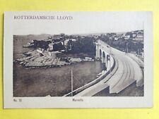 Carte Postale ROTTERDAMSCHE LLOYD MARSEILLE