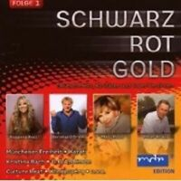 SCHWARZ ROT GOLD NEW! 2 CD MIT MARY ROOS UVM.