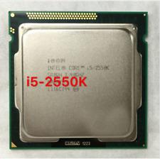 Intel Core i5-2550K 3.4GHz LGA 1155 SR0QH 4-Core 4-Thread 6M Cache 95W Processor