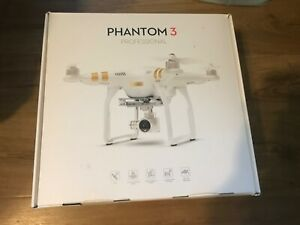 New open box dji phantom 3 professional never activated for sale