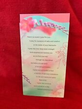 Hallmark Between You & Me Sympathy  Card