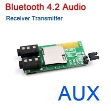 Bluetooth 4.2 Audio Receiver Transmitter Receptor AUX TF Card Decoder MP3 player