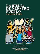 La Biblia de Nuestro Pueblo Con Lectio Divina-OS (Hardback or Cased Book)