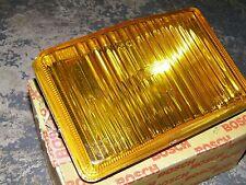 vintage bosch halogen amber fog light lends mercedes porsche vw 1305620902