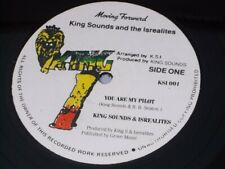 King Sounds And The Isrealites:  You Are My Pilot 1981  UK 12""