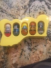 Mighty Beanz Lot Of 5 Beans Series 3