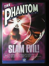 The Phantom - DVD - Billy Zane 1996 Movie - RARE CULT CLASSIC ! Region 4