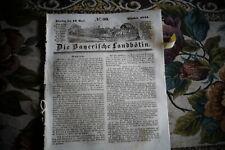 1844 Landbötin 46 / Tarbes / Korea / Räscht