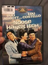 The Noose Hangs High (DVD, 2005)
