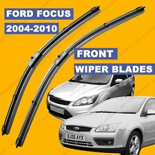Side Pin Front set Wiper Blade For Ford Focus 04-11 54 55 56 57 58 59 60 61 reg