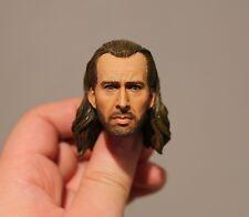 Custom made Nicolas Cage Cameron Poe Con Air 1/6 HEAD