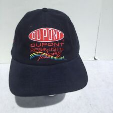 DUPONT REFINISH RACING NO. 24 Jeff Gordon Chase Authentic's Hat Cap SnapBack Vtg