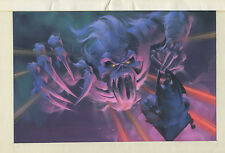 ORIGINAL PAINTING OF PROFESSOR GHOST FROM 1993 MUST SEE!