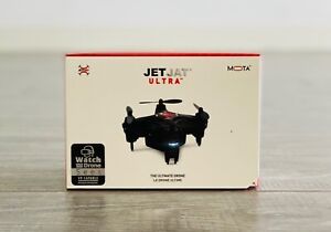 BRAND NEW! MOTA JET JAT ULTRA THE ULTIMATE DRONE ONE TOUCH - TAKEOFF / LANDING