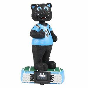 Sir Purr Carolina Panthers Stadium Lights Special Edition Bobblehead NFL