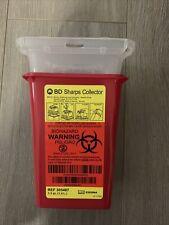 New Sharps Bd Bio Hazard Container Medical Tattoo Waste Needles Supplies 15 Qt