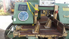 Doall Model Ct 1216a Automatic Horizontal Band Saw With Mitering Exgovernment