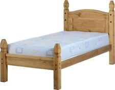Solid Wood Country Bed Frames & Divan Bases
