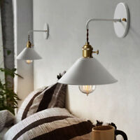 Indoor Wall Lights Office Modern Wall Sconce Light Bedroom White LED Wall Lamp