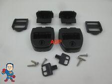 2X Spa Hot Tub Cover Latch Strap Repair Kit, Key Hot Spring Caldera Video How To