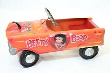 Rare Custom Betty Boop Murray V Front Pedal Car