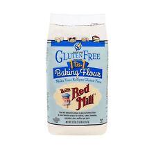 Bobs Red Mill grano Dairy & Senza Glutine 1 a 1 cottura farina 500 g (Pacco da 4)