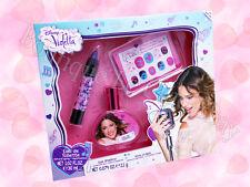 Disney Violetta Confezione Profumo 30ml + Matitone Ombretto + adesivi per unghie