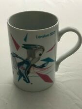 New Mandeville Mascot Mug Official London Olympic 2012 Collectable Wenlock mug