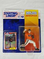 Mike Mussina Baltimore Orioles 1994 Starting Lineup Figure Baseball MLB SLU