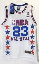 NEW Atlanta 2003 MICHAEL JORDAN NBA ALL STAR GAME JERSEY REEBOK WIZARDS Swingman