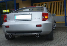 Ulter Échappement Sport Toyota Celica T - T23 à Partir Année Fab. 00 1.8l -