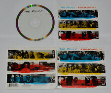 Synchronicity [Remaster] by The Police (CD, Mar-2003, A&M) [Digipak]