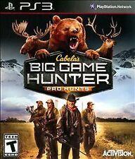 Cabela's Big Game Hunter: Pro Hunts (Sony PlayStation 3)