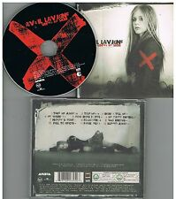 Avril Lavigne ‎– Under My Skin CD 2004