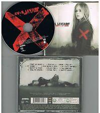 Avril Lavigne – Under My Skin CD 2004