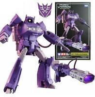 Transformers Masterpiece MP-29 Shockwave Destron Laserwave Takara Tomy 33