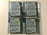 "4 X HGST HUC106060CSS600, 600GB 10K SAS 2.5"" HDD HITACHI SERVIDOR DISCO"