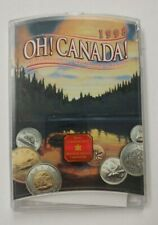 1998 OH! Canada! Uncirculated 7 Coin Set