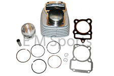 150cc Dirt Pit Bike Cylinder w Piston 162FMJ Parts For Honda CG150 Engine Motor