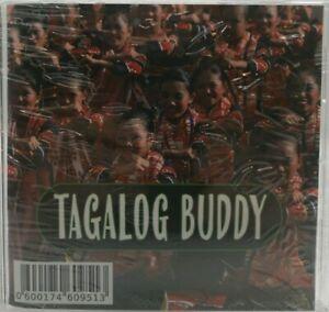 Tagalog Buddy Tagalog Language Course USB Computer Course for Windows